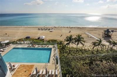 17475 Collins Ave UNIT 302, Sunny Isles Beach, FL 33160 - MLS#: A10407962