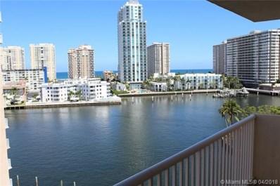 137 Golden Isles Dr. UNIT 702, Hallandale, FL 33009 - MLS#: A10408007