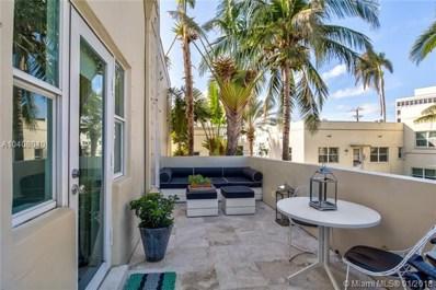 4015 N Meridian Ave UNIT 4, Miami Beach, FL 33140 - MLS#: A10408040
