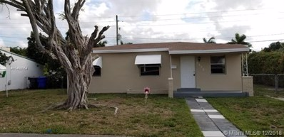 2622 Fletcher St, Hollywood, FL 33020 - MLS#: A10408054
