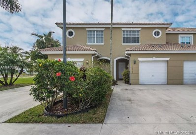 12026 SW 5th Court UNIT 12026, Pembroke Pines, FL 33025 - MLS#: A10408055
