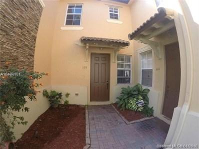 1395 NE 33rd Ave UNIT 109-26, Homestead, FL 33033 - MLS#: A10408081