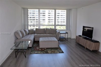 1500 Bay Rd UNIT 750S, Miami Beach, FL 33139 - MLS#: A10408504
