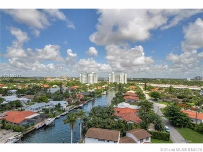 11930 N Bayshore Dr UNIT 1109, North Miami, FL 33181 - MLS#: A10408511