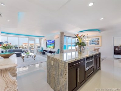3111 N Ocean Dr UNIT 1401, Hollywood, FL 33019 - MLS#: A10408534