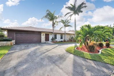 8220 NW 1st St, Coral Springs, FL 33071 - MLS#: A10408678