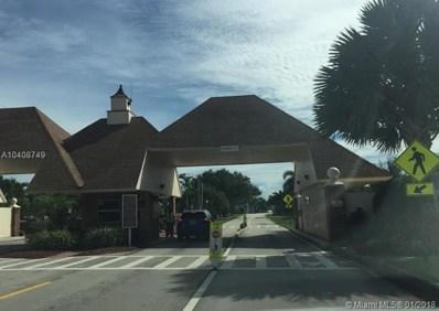292 Fanshaw G UNIT 292, Boca Raton, FL 33434 - MLS#: A10408749