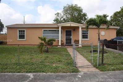 16220 NW 17th Ct, Miami Gardens, FL 33054 - MLS#: A10408795