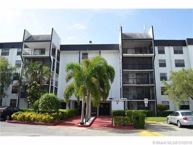 6195 Rock Island Rd UNIT 305, Tamarac, FL 33319 - MLS#: A10408973
