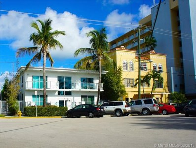 7171 Bay Dr UNIT 4, Miami Beach, FL 33141 - MLS#: A10409023