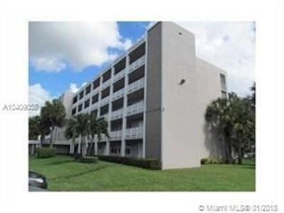 1075 Riverside Dr UNIT 305, Coral Springs, FL 33071 - MLS#: A10409058