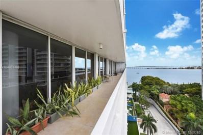 1627 Brickell Ave UNIT 1501, Miami, FL 33129 - MLS#: A10409080
