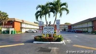 601 S State Road 7 UNIT 2J, Margate, FL 33068 - MLS#: A10409105