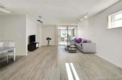 6450 Collins Ave UNIT 301, Miami Beach, FL 33141 - MLS#: A10409191