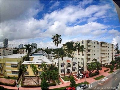 710 Washington Ave UNIT 307, Miami Beach, FL 33139 - MLS#: A10409529