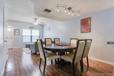 33 Simonton Circle, Weston, FL 33326 - MLS#: A10409602