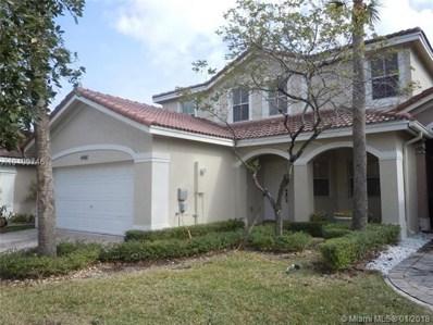 4461 SW 162nd Ct UNIT 4461, Miami, FL 33185 - MLS#: A10409746