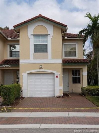 11625 NW 47th Dr, Coral Springs, FL 33076 - MLS#: A10409754