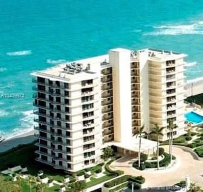400 Beach Rd UNIT 502, Tequesta, FL 33469 - MLS#: A10409973