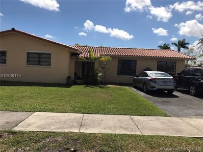 12220 SW 2nd St, Miami, FL 33184 - MLS#: A10410114