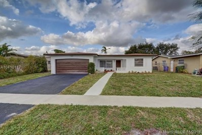 8951 NW 21st St, Pembroke Pines, FL 33024 - MLS#: A10410117