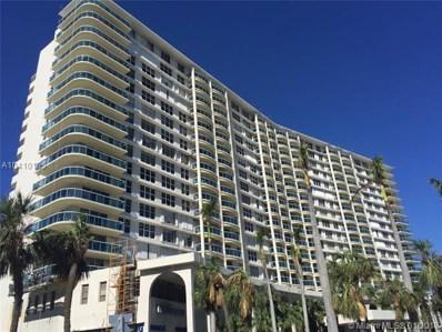 3800 S Ocean Dr UNIT 522, Hollywood, FL 33019 - MLS#: A10410185