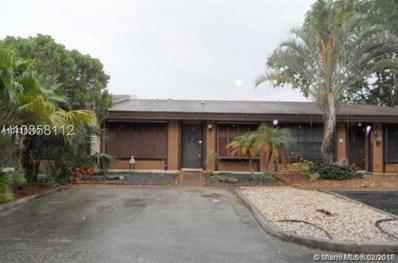 2311 Pine Needle Ct UNIT #2311, Pembroke Pines, FL 33026 - MLS#: A10410203