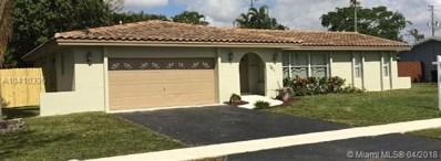 7411 NW 7th St, Plantation, FL 33317 - MLS#: A10410336