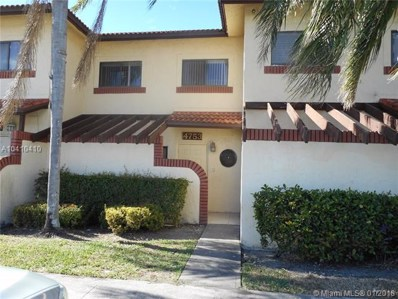 4753 N Pine Island Rd UNIT 4753, Sunrise, FL 33351 - MLS#: A10410410