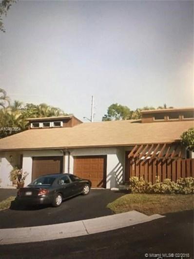 10052 SW 16th St, Pembroke Pines, FL 33025 - MLS#: A10410554