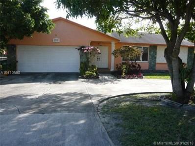 1110 NW 207th St, Miami Gardens, FL 33169 - MLS#: A10410580