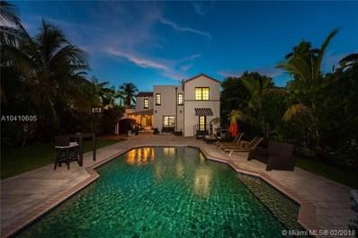 2133 N Meridian Ave, Miami Beach, FL 33139 - MLS#: A10410605