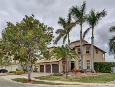 5048 SW 170th Ave, Miramar, FL 33027 - MLS#: A10410668