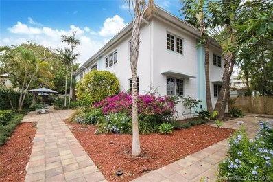 840 Michigan Ave UNIT 8, Miami Beach, FL 33139 - MLS#: A10410856