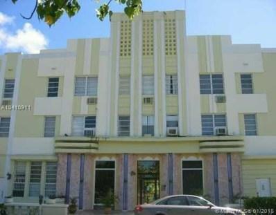 3025 Indian Creek Dr UNIT 303, Miami Beach, FL 33140 - MLS#: A10410911