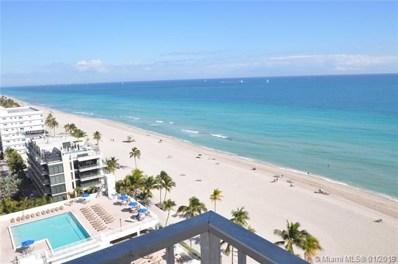 2301 S Ocean Dr UNIT 1504, Hollywood, FL 33019 - MLS#: A10411267