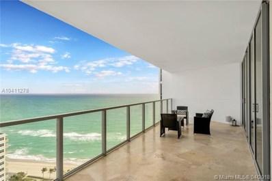 3101 S Ocean Dr UNIT 2203, Hollywood, FL 33019 - MLS#: A10411278