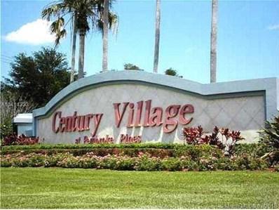 1251 SW 125th Ave UNIT 406T, Pembroke Pines, FL 33027 - MLS#: A10411333