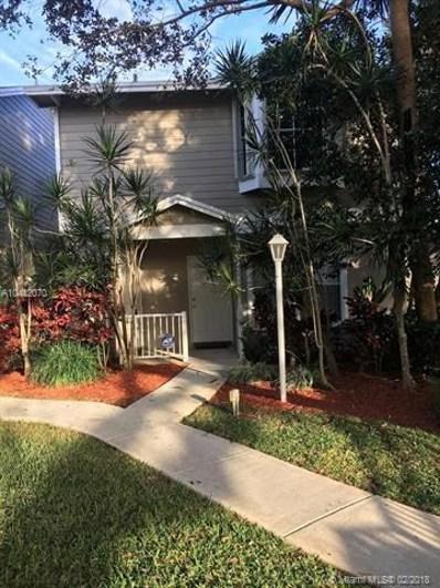 12121 NW 36 Place UNIT 1-U, Sunrise, FL 33323 - MLS#: A10412070