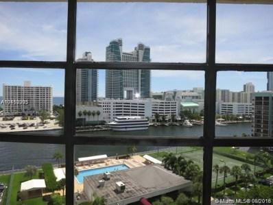 600 Parkview Dr UNIT 1126, Hallandale, FL 33009 - MLS#: A10412305