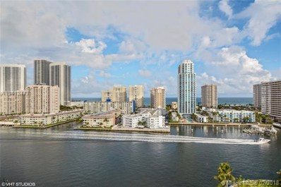 137 Golden Isles Dr UNIT 1203, Hallandale, FL 33009 - MLS#: A10412477