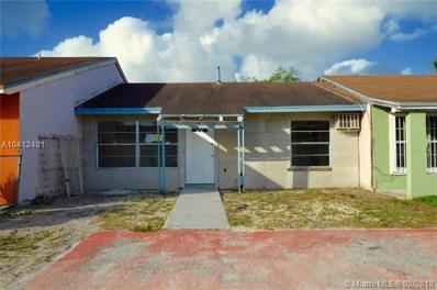 4437 NW 185th St, Miami Gardens, FL 33055 - MLS#: A10412481