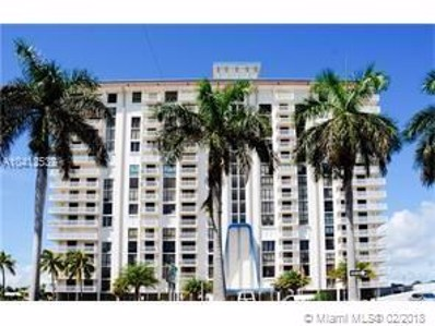 1500 S Ocean Dr UNIT 8B, Hollywood, FL 33019 - MLS#: A10412532