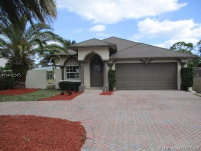 6720 Westview Dr, Lake Worth, FL 33462 - MLS#: A10412545