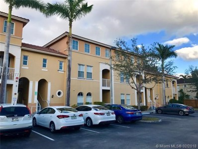 4321 SW 160th Ave UNIT 206, Miramar, FL 33027 - MLS#: A10412771