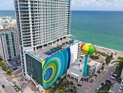 4111 S Ocean Dr UNIT 3708, Hollywood, FL 33019 - MLS#: A10412780