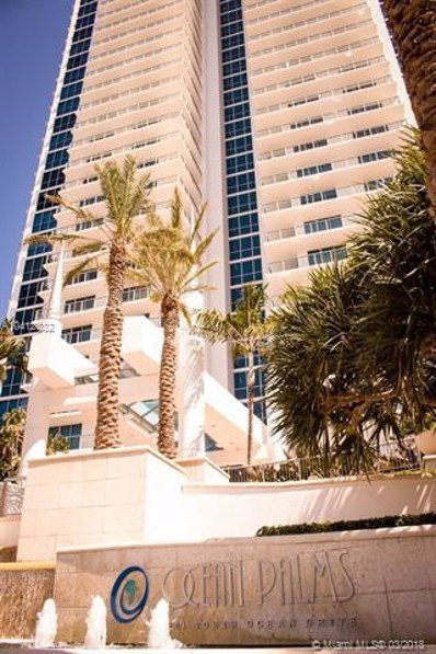3101 S Ocean Dr UNIT 505, Hollywood, FL 33019 - MLS#: A10412882