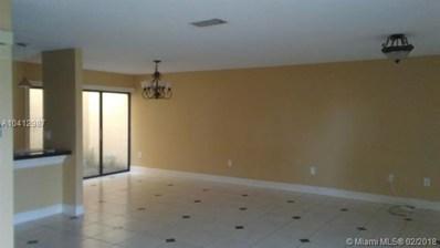 6885 NW 169th St UNIT 69G, Hialeah, FL 33015 - MLS#: A10412987
