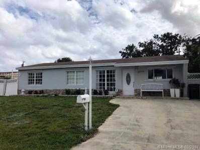6990 Park St, Hollywood, FL 33024 - MLS#: A10413203
