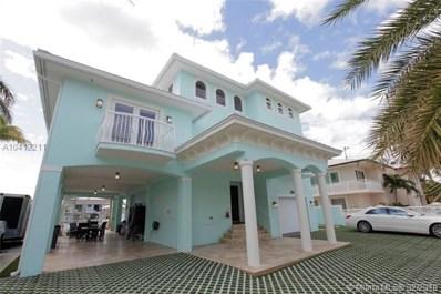 398 Laguna, Other City - Keys\/Islands\/Car>, FL 33037 - MLS#: A10413211